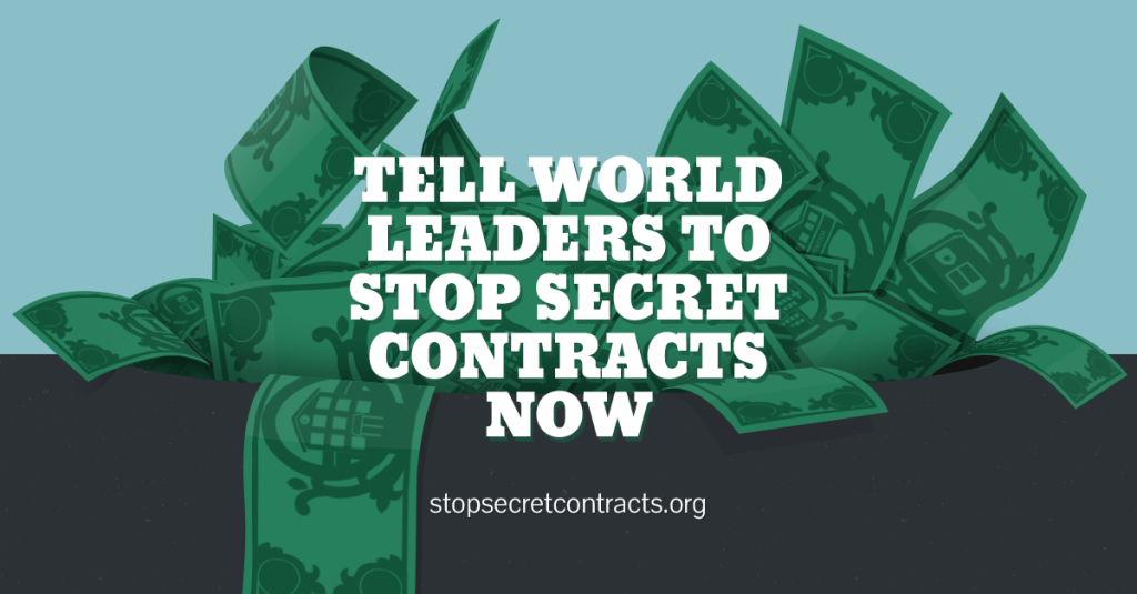 stopsecretcontracts logo