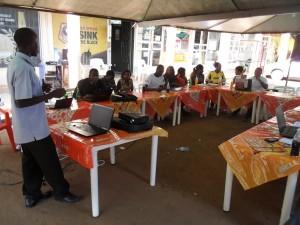 Open Data Uganda