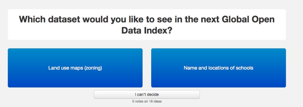 Wiki Survey