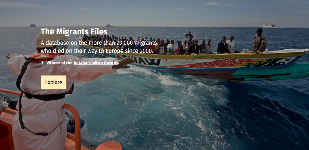 The Migrant Files